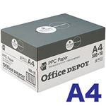 オフィスデポ オリジナル ファインホワイト(高白色コピー用紙) A4 1箱(500枚×10冊)