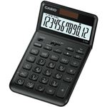 カシオ計算機 スタイリッシュ電卓 ブラック JF-S200BK-N 1台