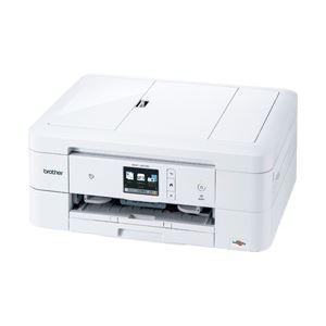 ブラザー PRIVIO インクジェット複合機 DCP-J973N-W 1台