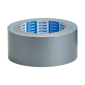 ニトムズ カラー布粘着テープSE シルバーグレー 1箱(30巻)