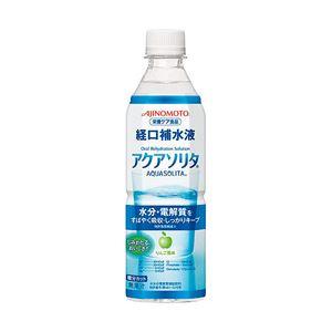 味の素 経口補水液 アクアソリタ 500ml 1箱(500ml×24本)