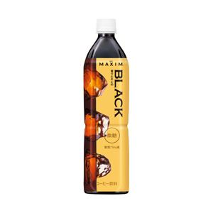 AGF マキシム ボトルコーヒー 香りとキレのブラック 微糖 900ml 1箱(900mlx12本)