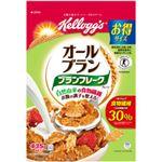 日本ケロッグ ブランフレークプレーン徳用袋 1袋(435g)