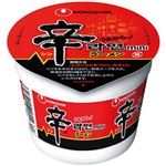 (まとめ)農心 辛ラーメン ミニカップ 1箱(6個)【×5セット】
