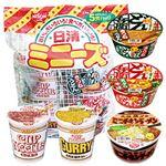 (まとめ)日清食品 日清ミニーズ 1パック(5個)【×10セット】