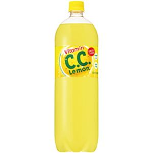 (まとめ)サントリー CCレモン 1.5L 1箱(8本)【×3セット】