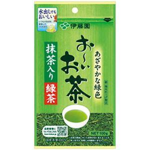 (まとめ)伊藤園 おーいお茶 抹茶入り緑茶【×10セット】