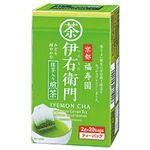 (まとめ)宇治の露製茶 伊右衛門 ティーバッグ 抹茶入り煎茶【×10セット】