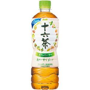 (まとめ)アサヒ飲料 十六茶 PET 630ml 1箱(24本)【×2セット】