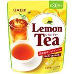 (まとめ)日東紅茶 インスタントティー  レモンティー  1袋(200g)【×10セット】