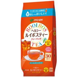 (まとめ)伊藤園 ヘルシールイボスティー ティーバッグ 1パック(3g×30袋)【×5セット】
