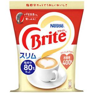 (まとめ)ネスレ ブライト スリム 1袋(400g)【×10セット】