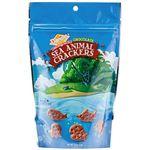 (まとめ)ダイアモンドベーカリー シーアニマルクラッカー チョコレート 小 1袋(51g)【×10セット】