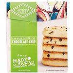 (まとめ)ハワイアンショートブレッド チョコレートチップ 1箱(125g)【×5セット】
