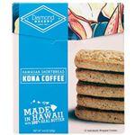 (まとめ)ハワイアンショートブレッド コナコーヒー 1箱(125g)【×5セット】