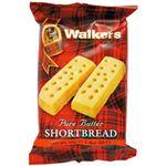 (まとめ)ウォーカー ショートブレッド フィンガー 1箱(2個×12袋)【×3セット】