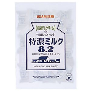 (まとめ)UHA味覚糖 特濃ミルク【×20セット】
