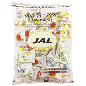(まとめ)Jalux キャンディデスカイ 1袋(132g)【×10セット】