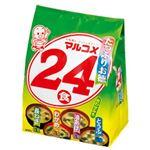 (まとめ)マルコメ たっぷりお徳24個 合わせみそ 1パック(24個)【×10セット】