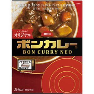 (まとめ)大塚食品 ボンカレーネオ  コクと旨みのオリジナル  1個(230g)【×10セット】