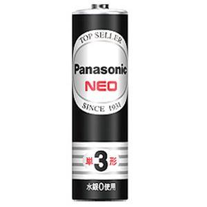 (まとめ)パナソニック マンガン乾電池 単3形【×10セット】