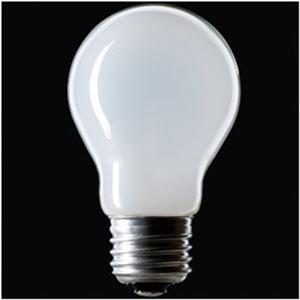 (まとめ)旭光電機 長寿命白熱電球 E26口金 2個入 40形【×10セット】
