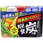 (まとめ)エステー 脱臭炭大型冷蔵庫用【×10セット】