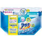 (まとめ)花王 アタック 高浸透リセットパワー 詰替 720g フレッシュフローラルの香り 1箱【×10セット】