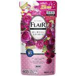 (まとめ)花王 フレアフレグランス 詰替 480ml フローラル&スイートの香り 1パック【×10セット】