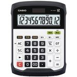 カシオ 防水防塵電卓  ホワイト  1個 型番:WD-320MT-N