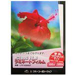 (まとめ)ラミーコーポレーション ラミネートフィルム ブロマイド100枚 26007【×10セット】