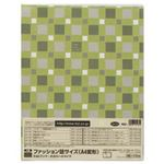 (まとめ)テージー カバーホルダー ファッション誌(A4変形)【×10セット】