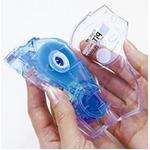 (まとめ)トンボ ピットテープ G フラット 貼るタイプ・カートリッジ (8.4mm×30m) 1個【×10セット】