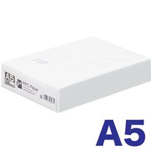 (まとめ)オフィスデポ オリジナル ファインホワイト(高白色コピー用紙) A51冊(500枚)【×10セット】