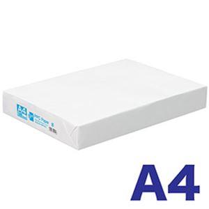 (まとめ)オフィスデポ オリジナル コピー用紙 ナチュラルホワイト A4 500枚 1冊【×10セット】