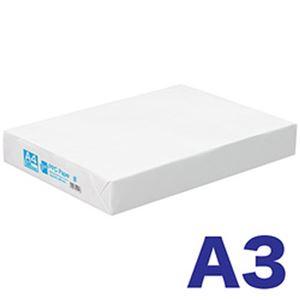 (まとめ)オフィスデポ オリジナル コピー用紙 ナチュラルホワイト A3 500枚 1冊【×5セット】