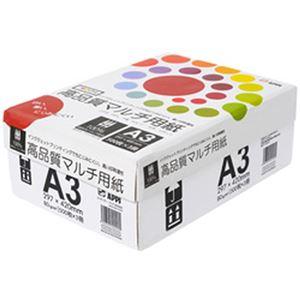 APP 高品質マルチ用紙 A3 1箱(500枚×3冊)