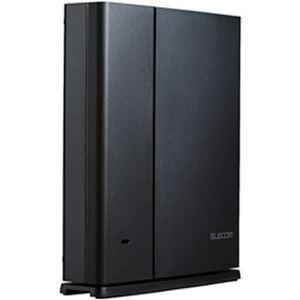 エレコム11ac867+300Mbps無線LANギガビットルータWRC-1167GST21台