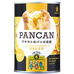 (まとめ)アキモト 缶入りソフトパン オレンジ味 1缶(100g)【×10セット】