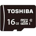 (まとめ)東芝  SDカード  16GB 1個 MSDAR40N16G【×3セット】