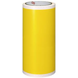 マックス ビーポップ 高耐候(屋外) カラーシート20 黄 SL-G205N2 1箱(2巻)