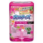 (まとめ)大日本除虫菊 虫コナーズ リキッドタイプ ロング 180日 ナチュラルブーケの香り 1個【×5セット】