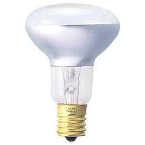 (まとめ)パナソニック ミニレフ電球 25形 ビーム角40度 E17口金 型番:LR110V25WS【×10セット】