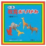 (まとめ)トーヨー 折り紙 27色 1パック(27枚)【×50セット】