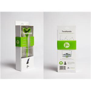 TwoHands グリーン FB001-GR タブレットスタンド h02