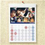 サンワサプライ インクジェット手作りカレンダーキット(壁掛・縦) JP-CALSET33