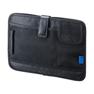 サンワサプライ タブレットアクセサリ収納ケース(10.1型) PDA-TABA10BKN
