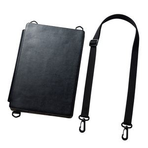 サンワサプライ ショルダーベルト付きタブレットケース(東芝VT712専用) PDA-TABT1