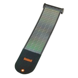 Bushnell(ブッシュネル) ロール式携帯型ソーラーパネル ソーラーラップミニ【日本正規品】 BLPP1010 〔太陽電池でスマホ カメラ充電可〕 - 拡大画像
