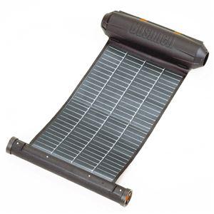 Bushnell(ブッシュネル) ロール式携帯型ソーラーパネル ソーラーラップ400【日本正規品】 BLPP1040 〔太陽電池でスマホ カメラ充電可〕